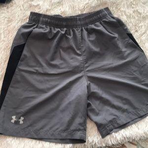 Under armour tennis shorts